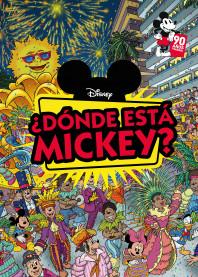 Mickey Mouse. ¿Dónde está Mickey?